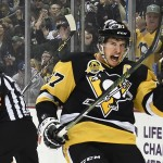 Pittsburgh Penguins Center Sidney Crosby