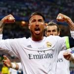 Real Madrid Soccer Player Sergio Ramos
