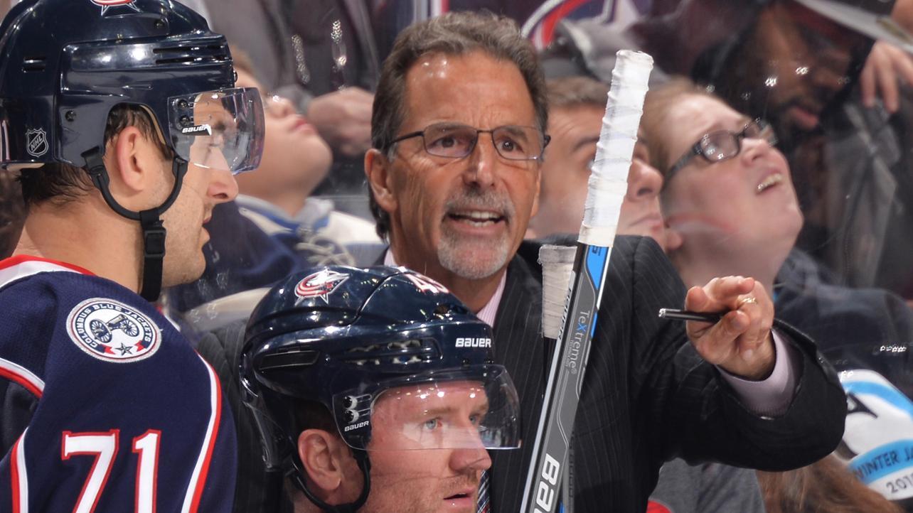 Team USA Coach John Tortorella
