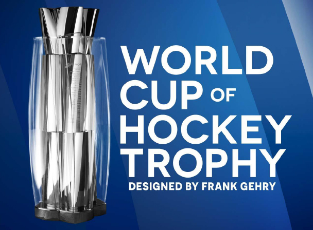 World Cup of Hockey trophy
