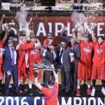 2015-16 EuroLeague Basketball Champions - CSKA Moscow