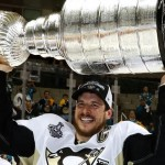 Sidney Crosby & the Stanley Cup