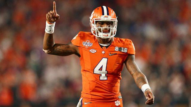 Clemson Tigers Quarterback - Deshaun Watson