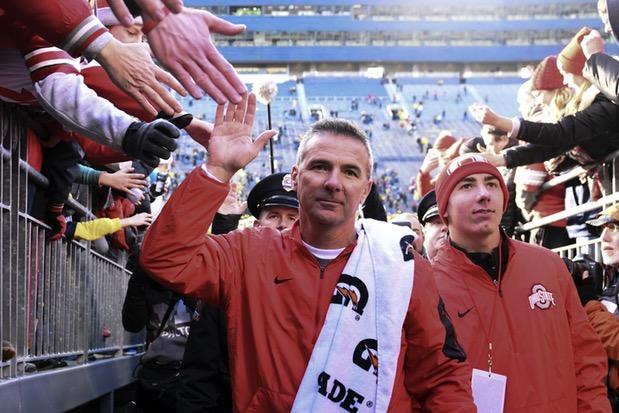 Ohio State Buckeyes Head Coach - Urban Meyer
