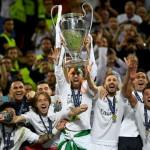 2015-16 UEFA Champions League Winners - Real Madrid
