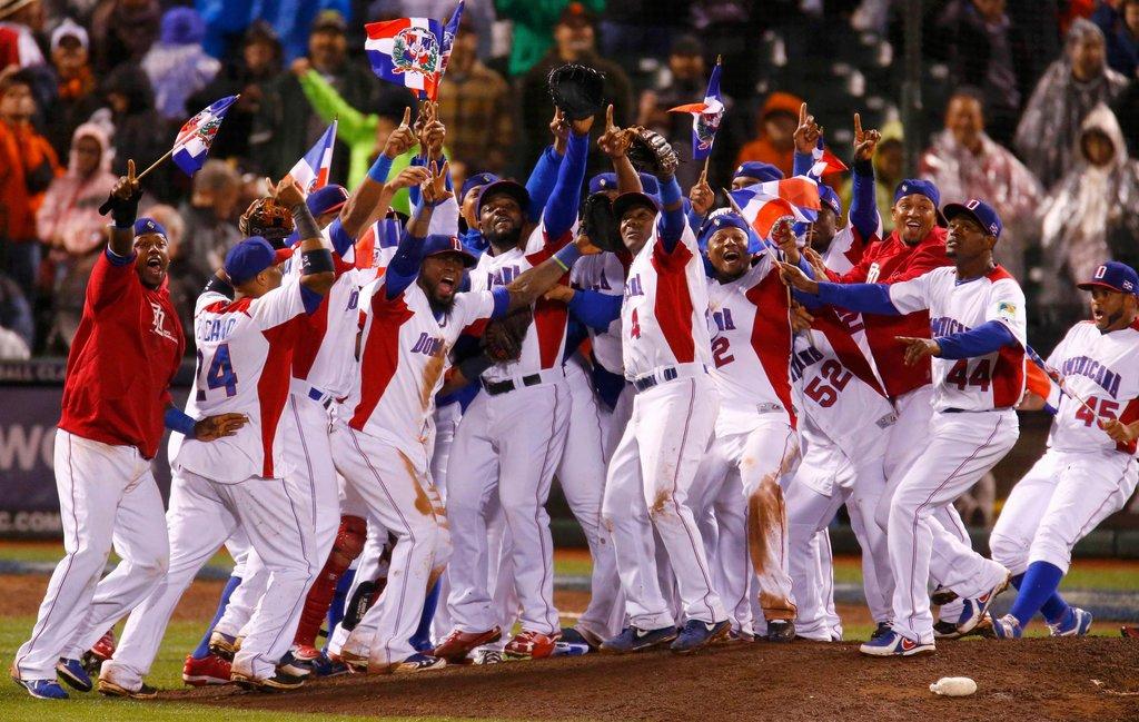 2013 World Baseball Classic Champions - Dominican Republic