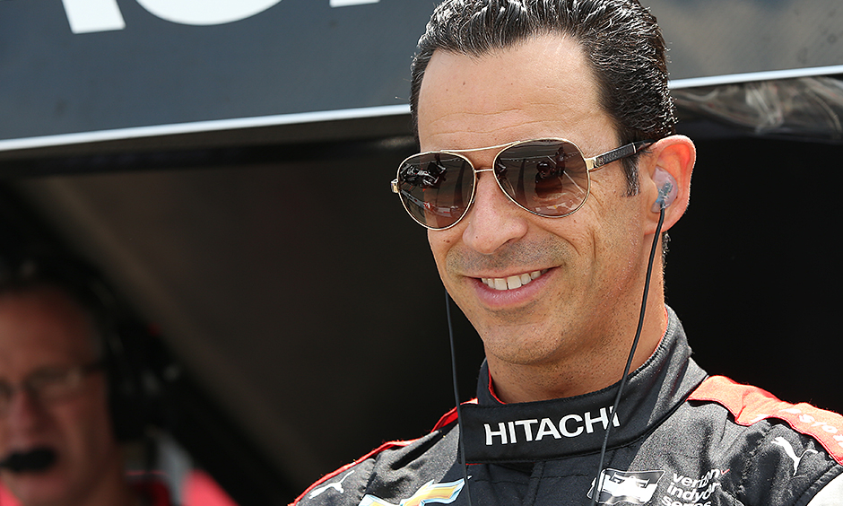 "Hélio ""Spiderman"" Castroneves"