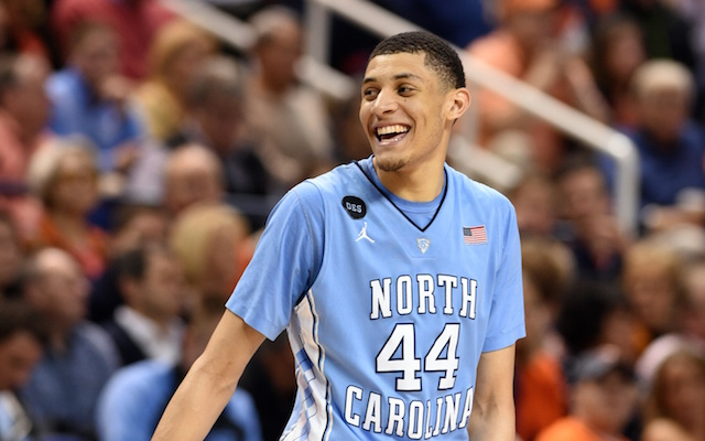 North Carolina Tar Heels Basketball Player Justin Jackson