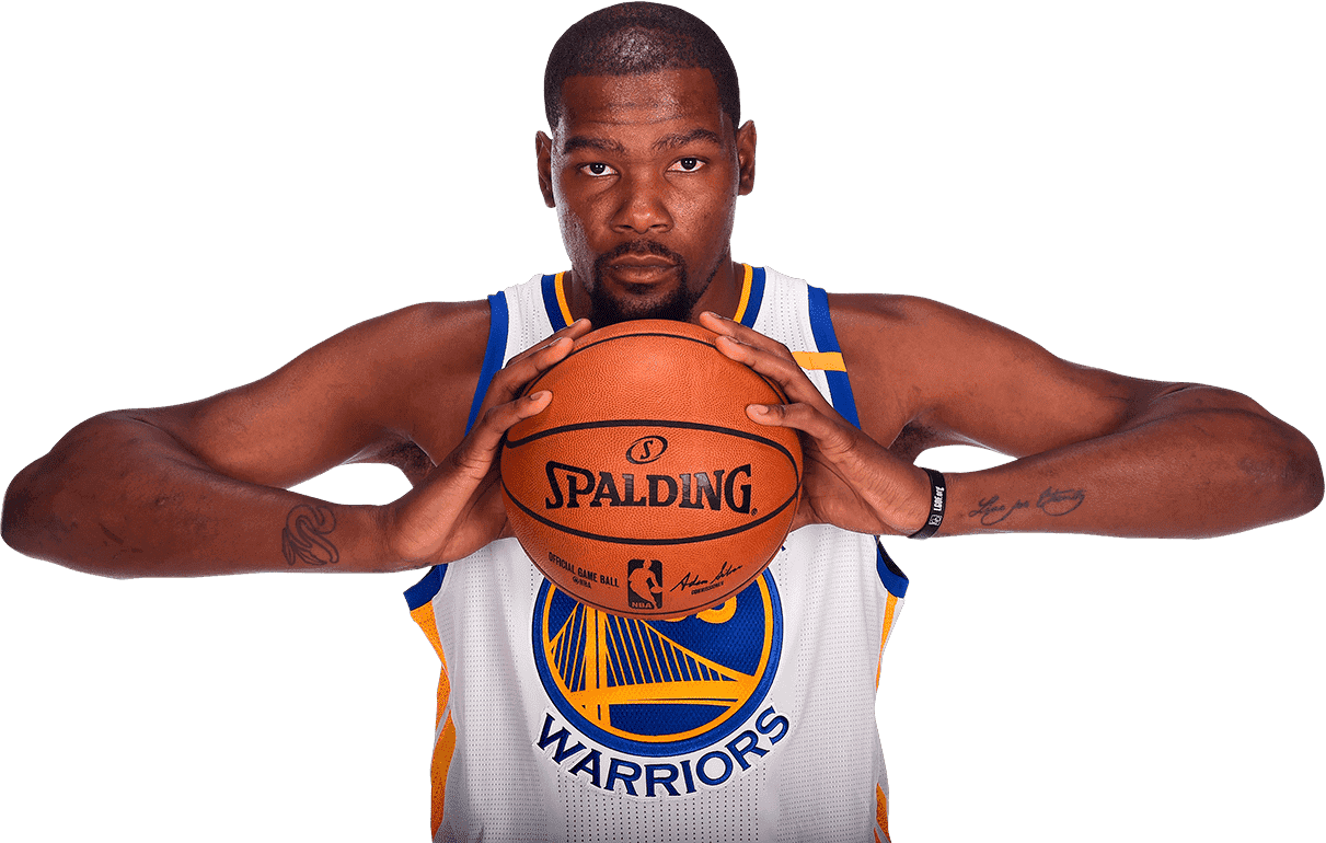 Golden State Warriors Basketball Player Kevin Durant