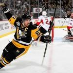 Pittsburgh Penguins Hockey Player Sidney Crosby