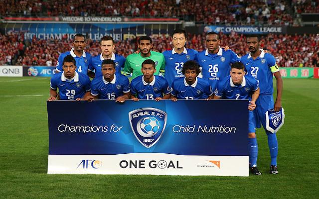 2014 AFC Champions League Finalist - Al-Hilal
