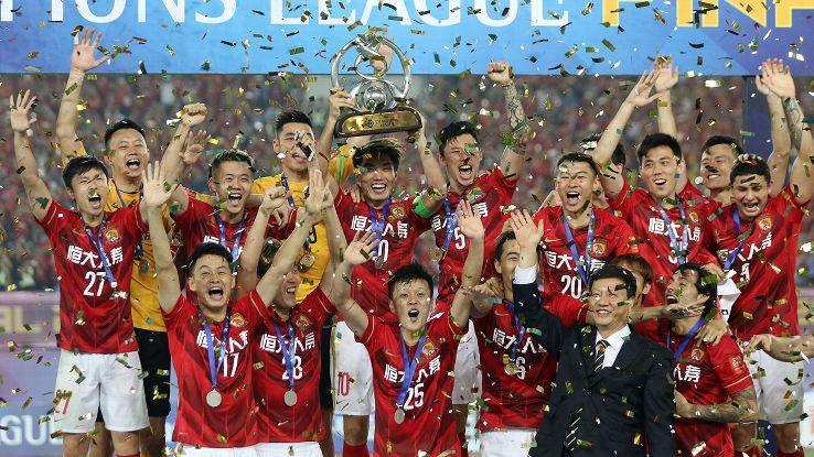 2015 AFC Champions League Champions - Guangzhou Evergrande