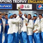ICC Champions Trophy Champions - India