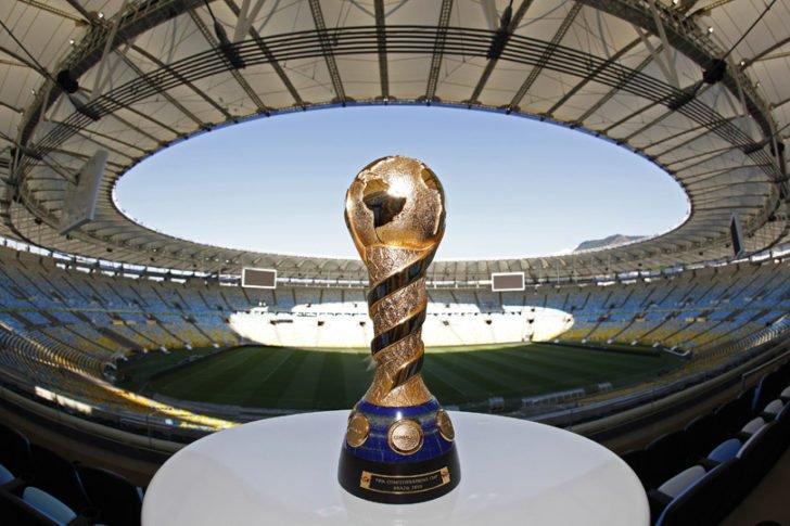 FIFA Confederations Cup Trophy
