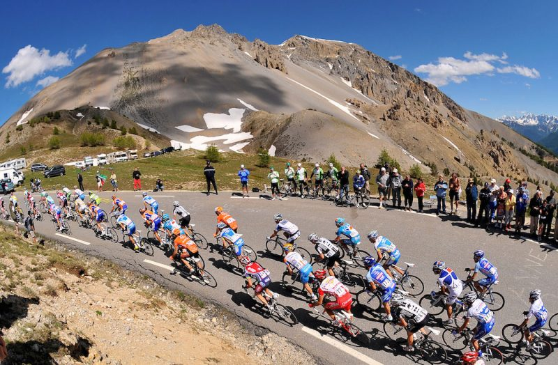 Tour de France Mountain Stage