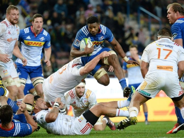 Stormers vs. Chiefs