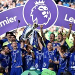 2016-17 English Premier League Champions - Chelsea
