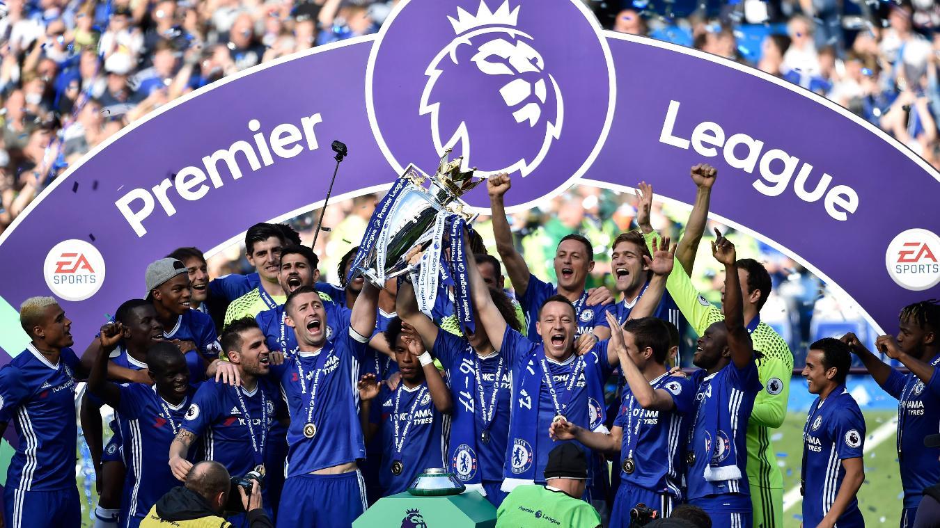 2016-17 English Premier League Champions - Chelsea