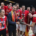 EuroBasket 2015 Champions - Spain (Close-Up)
