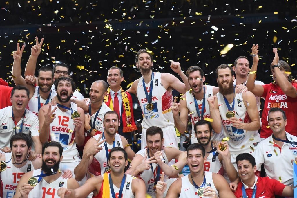 EuroBasket 2015 Champions - Spain