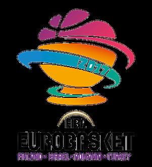 EuroBasket 2017 Logo