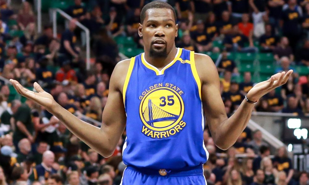 Golden State Warriors Player Kevin Durant