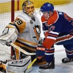 Penguins & Oilers