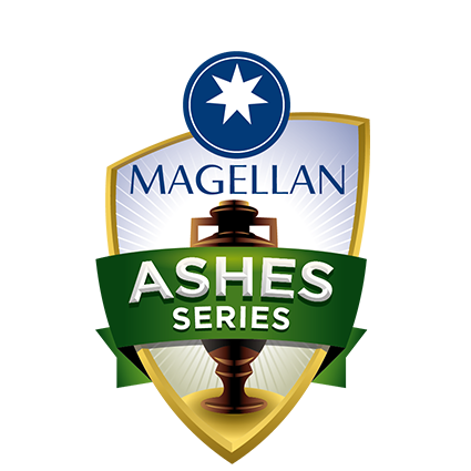 Ashes Series 2017 Logo