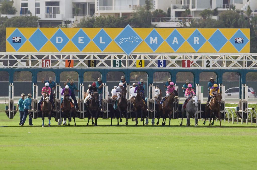 Del Mar Race Track
