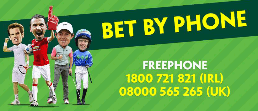 Bet By Phone