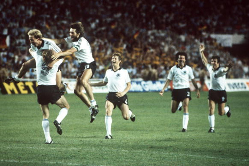 1982 World Cup Germany vs. France