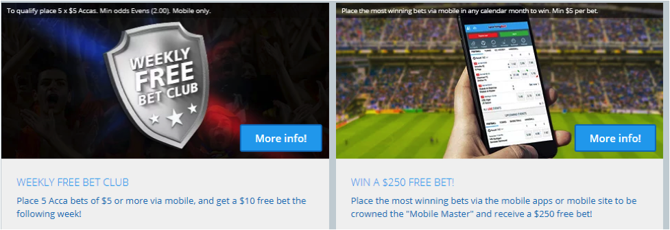 Sportingbet Promotions