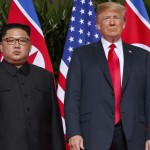 Donald Trump & Kim Jong-un