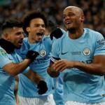 Manchester City Trio