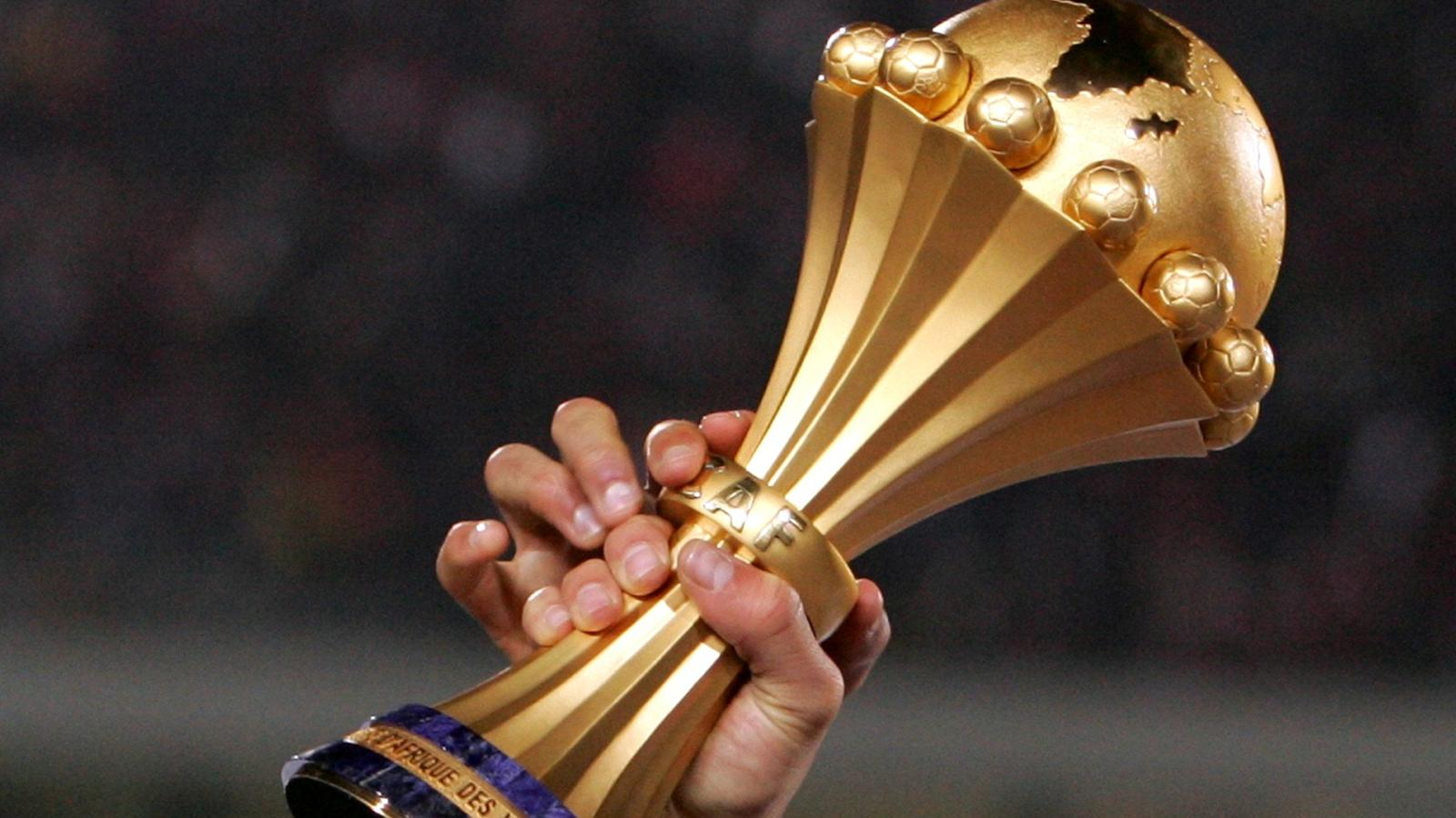 Africa Cup Trophy