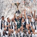 Juventus 2019 Serie A Champion