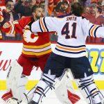 Calgary vs. Edmonton