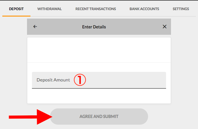 188BET Deposit