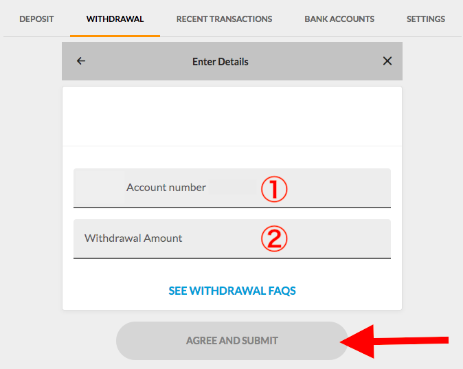 188BET Withdrawal
