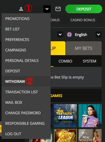 18bet Withdrawal
