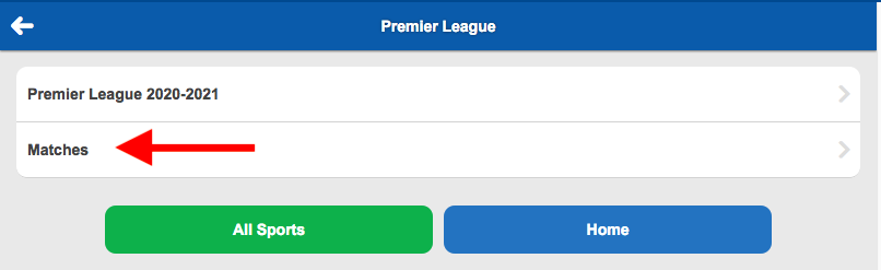 Betfred English Premier League