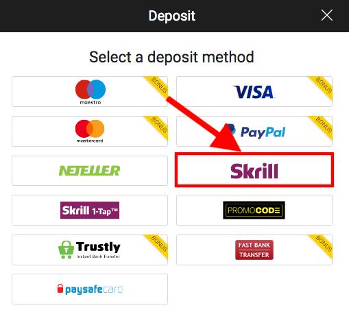 Bwin Skrill Deposit