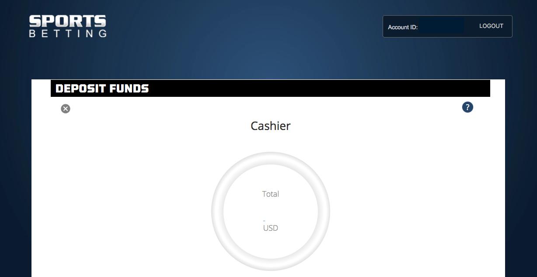 SportsBetting Cashier