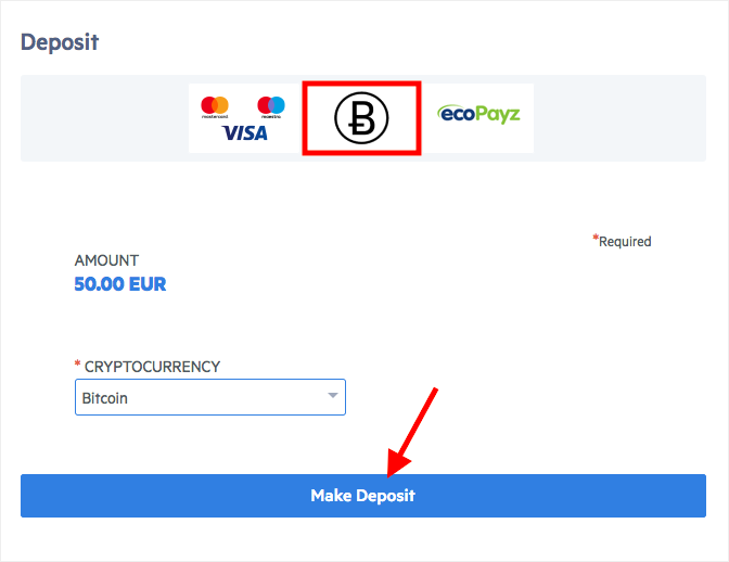 BetOnValue Bitcoin