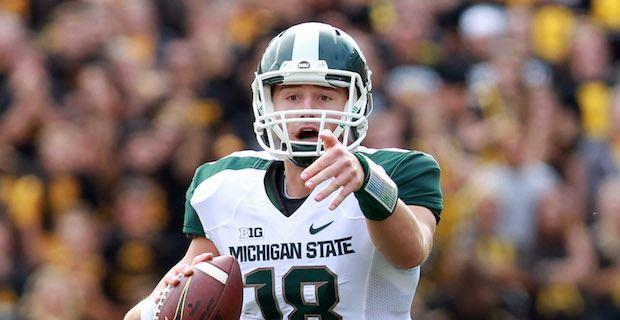 Quarterback Michigan State University - Connor Cook