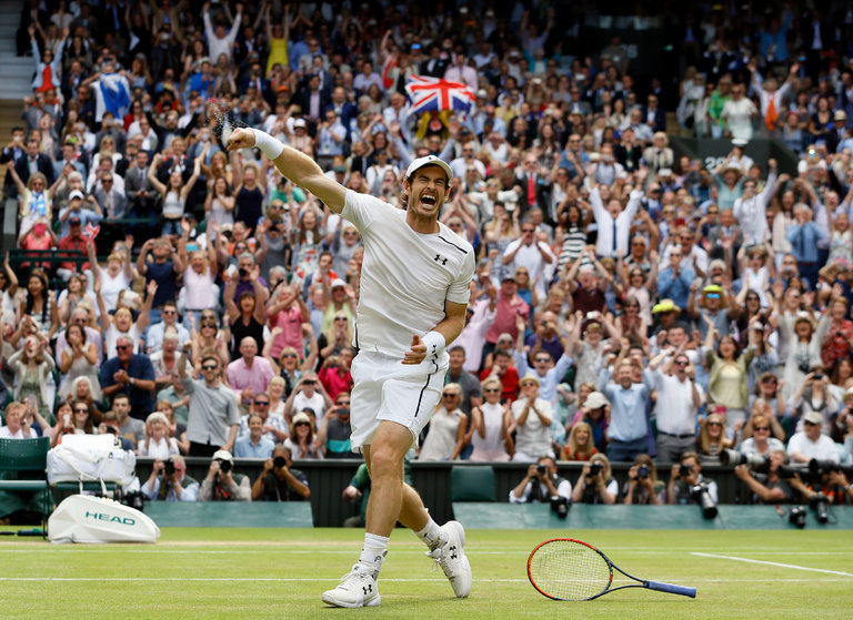 【10Bet】Siapakah yang Akan Berjaya Di Lapangan Rumput di London? Odd Wimbledon Putra dan Putri 2017 Telah Diumumkan!