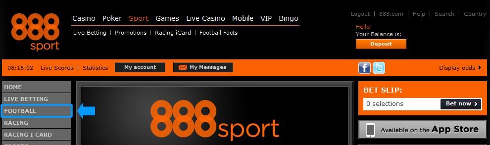 888sport FOOTBALL