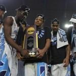 2016-17 NCAA Basketball Champions - North Carolina Tar Heels