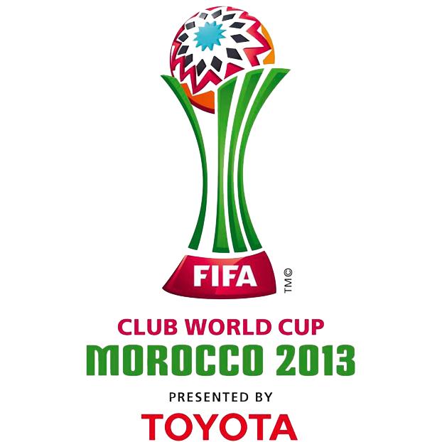 FIFAクラブワールドカップモロッコ2013 ロゴ
