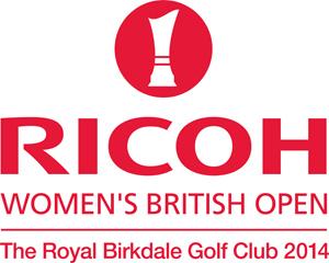 全英リコー女子オープン ロゴ